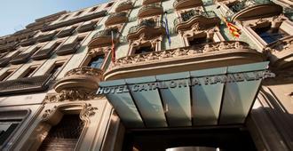 加泰罗尼亚兰布拉大道酒店 - 巴塞罗那 - 建筑