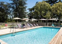 图卢兹普尔潘机场诺富特酒店 - 图卢兹 - 游泳池