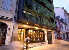 马恩城市酒店 - 塔布 - 建筑