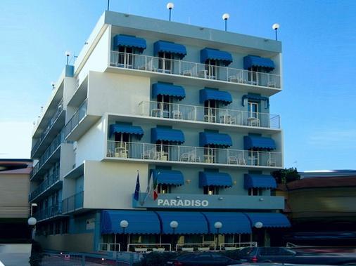 天堂酒店 - 西尼加利亚 - 建筑