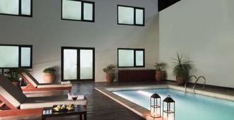 门多萨科迪勒拉nh酒店 - 门多萨 - 游泳池