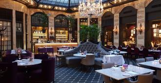 格兰大酒店 - 奥斯陆 - 餐馆