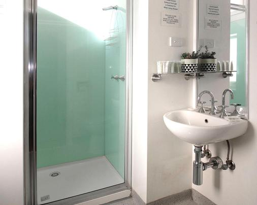 克莱尔蒙特宾馆 - 墨尔本 - 浴室