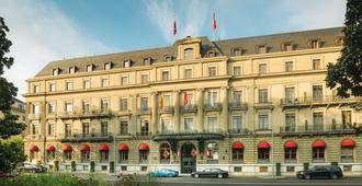 日内瓦城市瑞士酒店 - 日内瓦 - 建筑