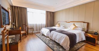 衡山宾馆 - 上海 - 睡房