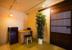 Sora-Ama青年旅馆 - 高山 - 大厅
