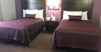银公主汽车旅馆 - 奥卡拉 - 睡房
