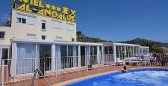 安达卢斯酒店 - 内尔哈 - 游泳池