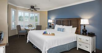 砂卵石酒店 - 坎布里亚 - 睡房