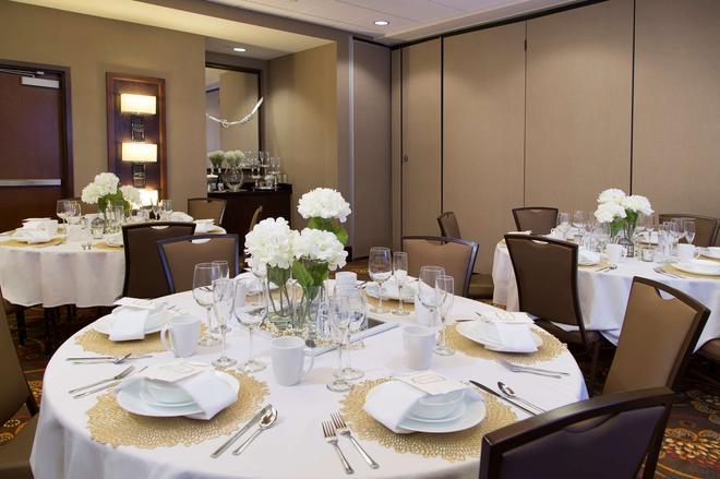 奥兰多国际大道华美达广场套房酒店 - 奥兰多 - 宴会厅