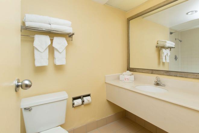 奥兰多国际大道华美达广场套房酒店 - 奥兰多 - 浴室