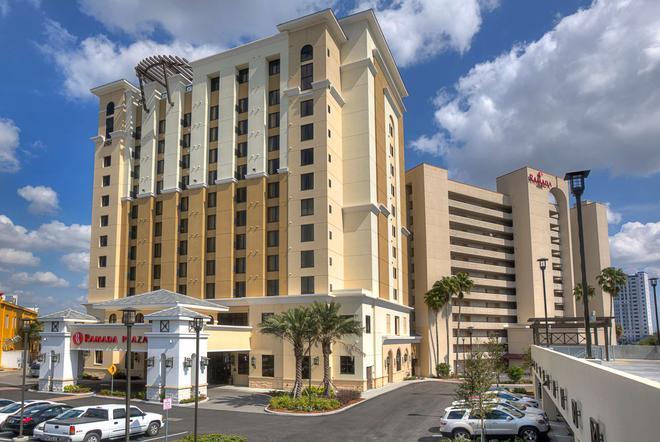 奥兰多国际大道华美达广场套房酒店 - 奥兰多 - 建筑