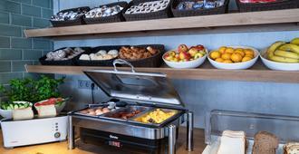 阿姆斯特丹咖啡酒店 - 阿姆斯特丹 - 自助餐