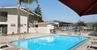 圣路易斯奥比斯保北6号汽车旅馆 - 圣路易斯-奥比斯保 - 游泳池