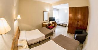 雷乌卡酒店 - 阿利坎特 - 睡房