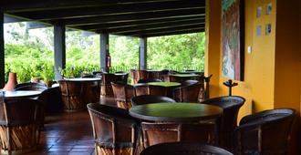 瓦哈卡维多利亚酒店 - 瓦哈卡 - 餐馆