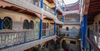 中央宫殿酒店 - 马拉喀什 - 户外景观
