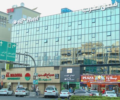 迪拜维斯特酒店 - 迪拜 - 建筑
