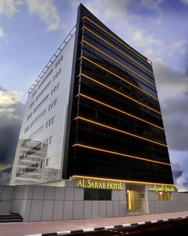 阿尔萨拉巴酒店 - 迪拜 - 建筑