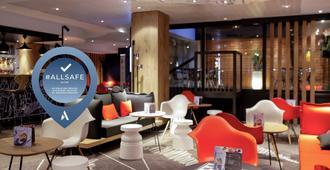 宜必思里昂巴迪区火车站酒店 - 里昂 - 休息厅