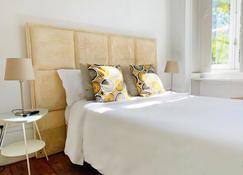 NS Hostel & Suites - 科英布拉 - 睡房