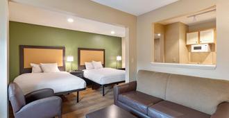 常住美国酒店 - 夏洛特 - 提渥拉路。 - 行政公园 - 夏洛特 - 睡房