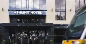 都柏林阿什林酒店 - 都柏林 - 酒店入口
