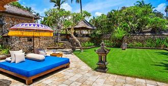 巴厘岛欧贝罗伊酒店 - 库塔 - 露台
