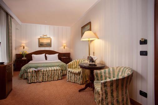 奥塔达酒店 - 敖德萨 - 睡房