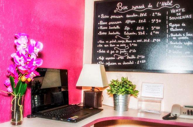 图卢兹阿克纳普拉多酒店 - 图卢兹 - 大厅