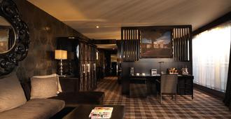 马尔马逊阿伯丁酒店 - 阿伯丁 - 客厅