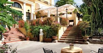 特拉蒙塔诺帝国酒店 - 索伦托 - 露台