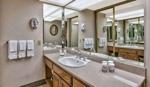 里诺广场度假村俱乐部酒店 - 里诺 - 浴室