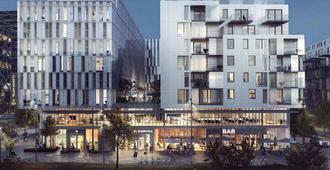奥斯陆凯瑞华晟酒店 - 奥斯陆 - 建筑