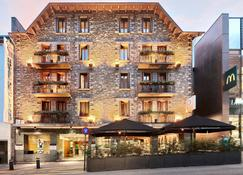 伊萨德酒店 - 安道尔城 - 建筑