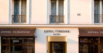 艾菲尔蒂雷纳酒店 - 巴黎 - 建筑