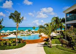 格雷斯湾金沙酒店 - 普罗维登西亚莱斯岛 - 游泳池