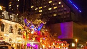 魁北克协和酒店 - 魁北克市 - 建筑