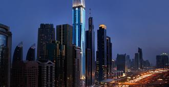 迪拜瑞汉金玫瑰罗塔纳酒店 - 迪拜 - 户外景观