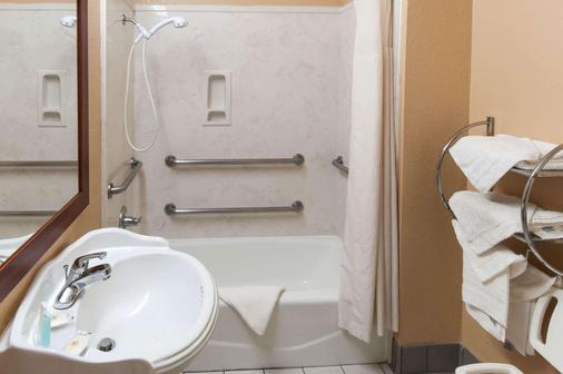 孔洛康福特茵酒店 - 孔洛 - 浴室