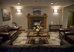 卡尔加里优质服务套房酒店 - 卡尔加里 - 大厅
