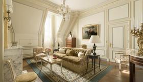 巴黎丽兹酒店 - 巴黎 - 客厅