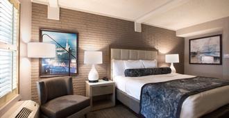 萨凡纳历史街区贝斯特韦斯特酒店 - 萨凡纳 - 睡房