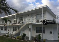 海滨鹈鹕酒店 - 帕诺滩 - 建筑