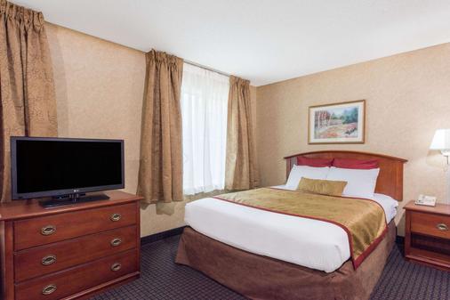 温德姆兰开斯特霍索恩套房酒店 - 兰开斯特 - 睡房