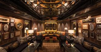 曼谷文华东方酒店 - 曼谷 - 休息厅