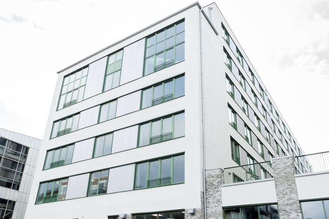 哈马碧滨水商务公寓 - 斯德哥尔摩 - 建筑