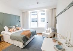 哈马碧滨水商务公寓 - 斯德哥尔摩 - 睡房