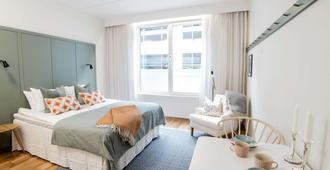 哈马比斯约斯德公寓式酒店 - 斯德哥尔摩 - 睡房