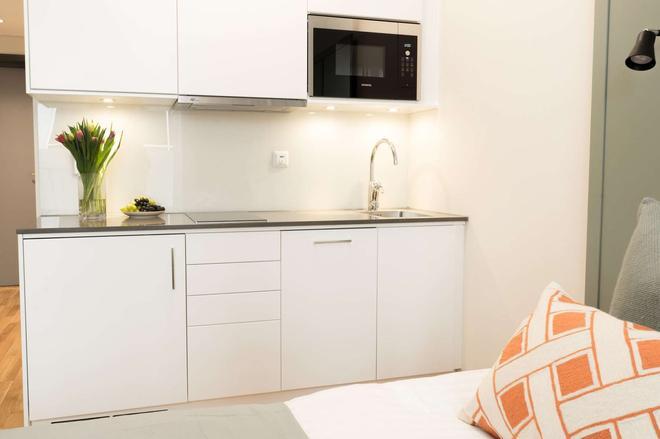哈马碧滨水商务公寓 - 斯德哥尔摩 - 景点